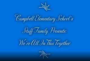 A Special Message from the Campbell Staff